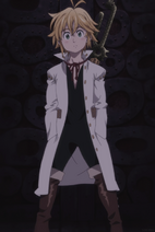 7. Hakudo Mimochi Squad 7 Captain
