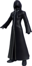 Black coat kh3