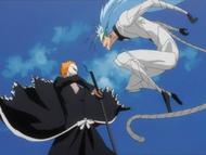 Ichgio fights Pantera