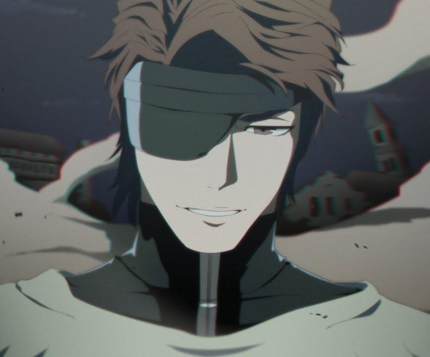 Captain sosuke aizen