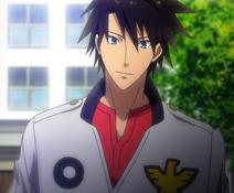 Squad 13 Lieutenant Makoto Shiba 1.