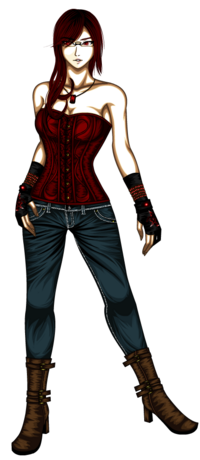 Kaya (Casual, Full Body)