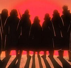 The Seven Imawashii