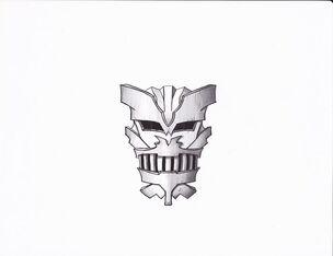 Kasumi Hollow mask