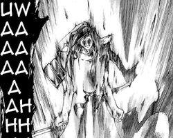 Kenji furious