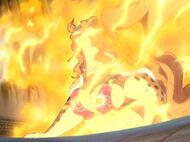 Shiori's Monstrous Form
