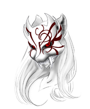 Haku Mask