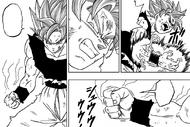 Holding back Reiatsu