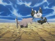 Ichigo defeats Lieuteants