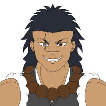 Bleach OC Kensuya Jai