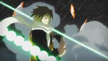 Ryu por realizar un Bakudō