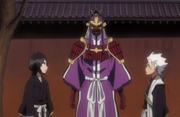 Senbonzakura reveals the reason for the party