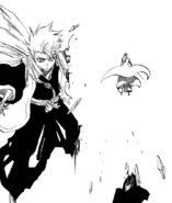 393Hitsugaya is wounded