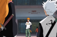 MONHitsugaya and Rangiku approach