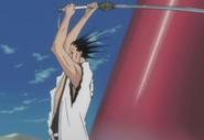 E202 Kenpachi kendo strike