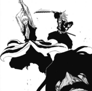 682Ichigo and Renji attack
