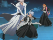 117Hitsugaya and Shawlong clash