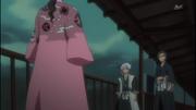 Hitsugaya and Kyoraku reveal their suspicions