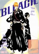 Ichigo and Rukia 460 cover