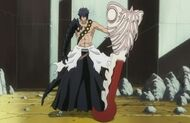 Shusuke; Bankai