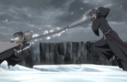 DDRHitsugaya and Kusaka charge