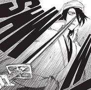 595Senbonzakura attacks