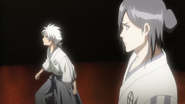 Hitsugaya objects to the central 46