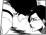 Tsukishima attacks Uryu