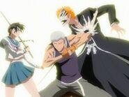 Kensei vs Hollow Ichigo