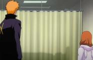 Ichigo visits Ishida