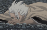 DDRHitsugaya wakes up