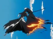 Ichigo Kurosaki defeats Hollow Ichigo