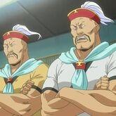 Koganehiko and Shiroganehiko-ava