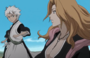 DDRHitsugaya and Rangiku sense