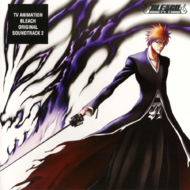 Bleach OST 2 Cover