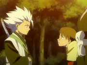 Shōta and Tōsirō