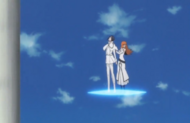 270Uryu and Orihime ascend