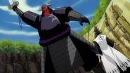 Kenpachi vs Tenken's Bankai