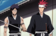 265Hisagi and Renji discuss