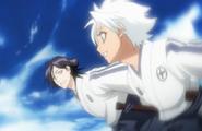 Kusaka and toshiro