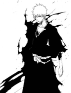 444Ichigo's Fullbring Second Form