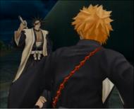 SB 04 Zaraki and Ichigo