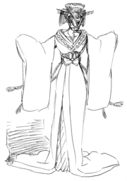 SAFWY Urozakuro appears before Urahara and Yoruichi