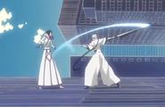 235Hollow Ichigo slashes