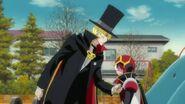 Michel Attacks Tatsuki