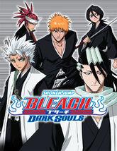 Bleach Dark Souls Cover Art