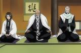 206Unohana, Yamamoto, and Ginrei witness