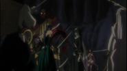 The Zanpakuto surround Byakuya