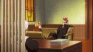 Hitsugaya tells Renji of the proposal