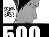 Bleach Chapter 500. Rescuer In The Deep Dark